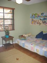 Islamorada house photo - Kids room with one full futon and single bed