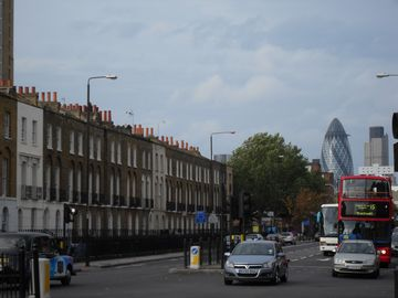 Commercial Road-The City of London