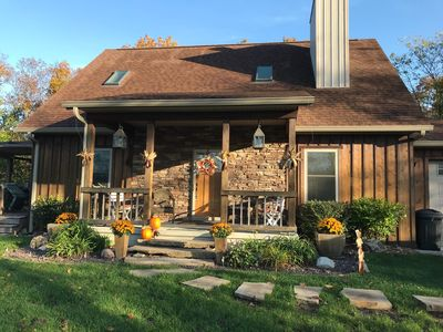 Private Retreat On 100 Acres - Nature Galore! Close To Fort Madison and Nauvoo