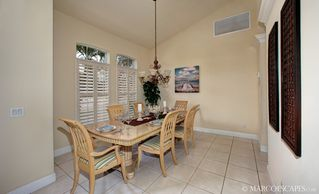 Vacation Homes in Marco Island house photo - Formal Dining for Six ....