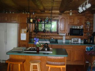 Newfound Lake cabin photo - Kitchen