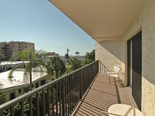 Siesta Key condo photo - balcony