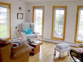 Twillingate cottage photo - Surround view