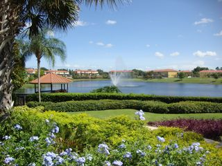 Encantada Resort townhome photo - Catch and Release Pond