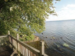 Oneida Lake house photo - looking east