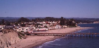 1 mile to Capitola Village