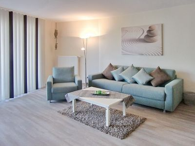2-bedroom apartment with 2 BR. Timmendorfer beach for 4 people.