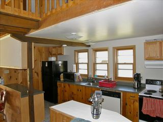 Berkeley Springs cabin photo - Fully equipped kitchen