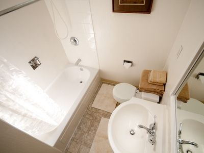 Full Bathroom #1, upstairs
