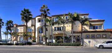Huntington Beach villa rental - European Mediteranean 4,000 sq. ft. of Luxury on a corner lot.