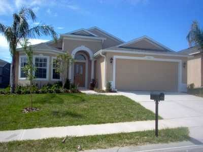 Gorgeous, quiet, gated neighborhood AND close to Disney...
