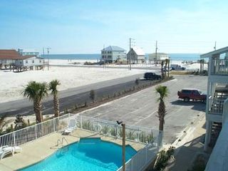 Gulf Shores property rental photo - View from the balcony