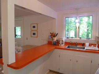 Damariscotta cottage photo - Kitchen