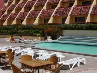 Playa Hermosa villa photo - Resort hotel pool. As a guest in my villa you have access to resort amenities.