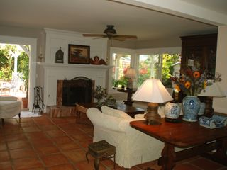 Coronado cottage photo - Living Room/