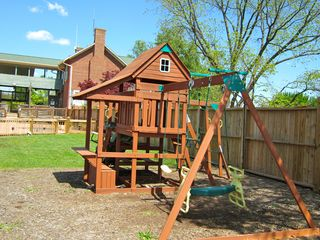 Moneta condo photo - New playground area located right by the Clubhouse pool