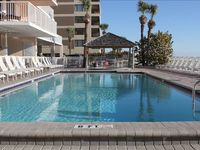 Upscale 3BR/2BA Beach Front Condo w/heated pool and spa*Nov. Specials* CALL NOW!