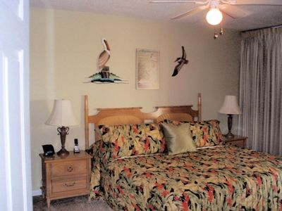 Gulf Shores condo rental - Master Bedroom - King Bed