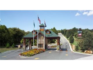 Branson cabin photo - Secure, beautifully landscaped resort community, discount concierge, amenities.