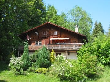 Villars-sur-Ollon chalet rental - Chalet La Grand Ourse- Summer