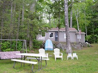 Stearns Pond cottage photo