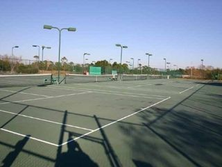 Gulf Shores condo photo - Tennis anyone? We have 7 courts