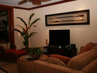 Ko Olina condo photo - Living Area