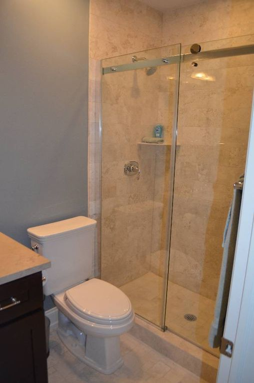 3rd full bathroom - lower level