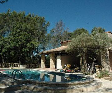 Holiday house 218538, Grans, Provence and Cote d