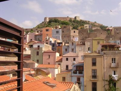 View over the Medieval Quarter