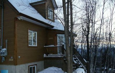 Quiet, Romantic Chalet Cottage - Mont Tremblant