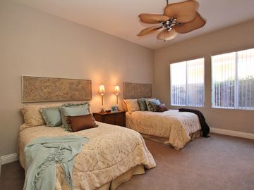 Secondary Master Suite very spacious and luxuriously appointed