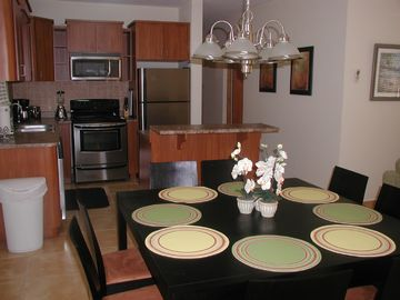 Dining To Kitchen Area