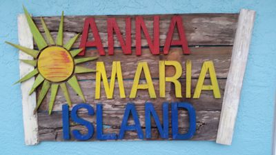 Another day in paradise.  Welcome to the Seaside Sanctuary on Anna Maria Island.