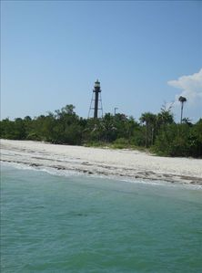 Lighthouse From Fishing Pier.