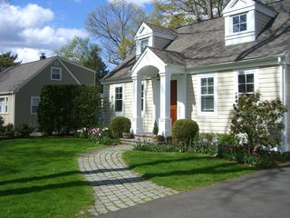East Norwalk house photo - Walkway