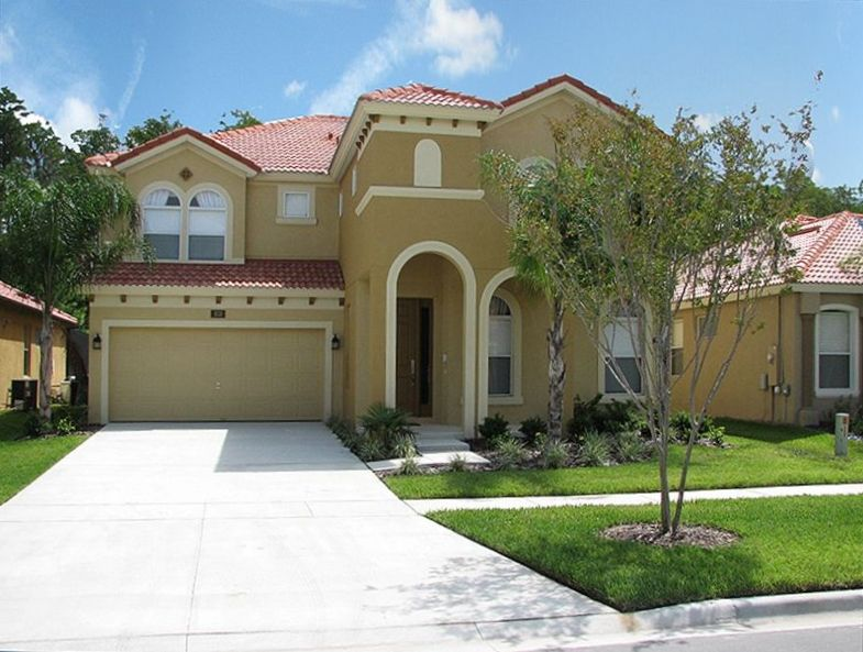 Casa bella orlando luxury home 6 br 7 ba vrbo for Casa bella homes