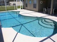 CLEAR CREEK 6582: 3 BR / 2.5 BA silver pool home in Clermont, Sleeps 6