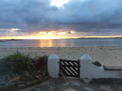 2 Bedroom Apartment located on the main beach in Rhosneigr,Isle of Anglesey