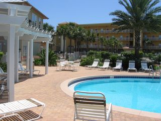 3000sf pool, cabana, lounges, hot tub - Beach Retreat Condos condo vacation rental photo