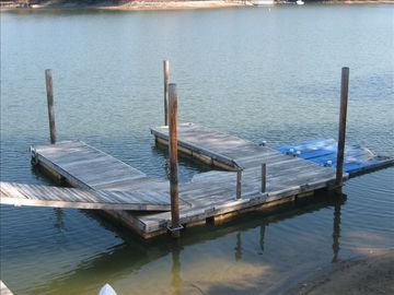 Pontoon/Boat Slip and Jet Ski Docks