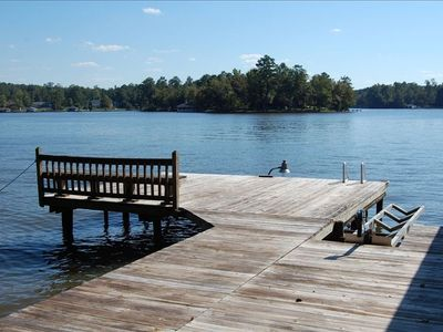 Oversized Dock - Great for Sunning or Fishing