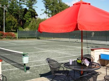 Wyndham Resort Tennis Facility