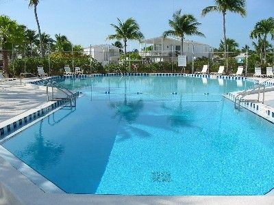 Cudjoe Key house rental - 80' Heated pool
