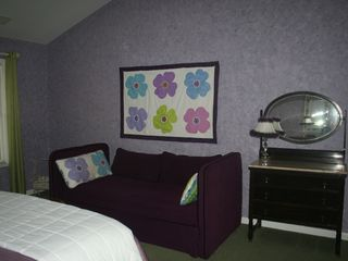Auburn house photo - The Daybed Cover removes to reveal a Single Bed.