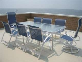 Another angle on deck. - Holgate house vacation rental photo