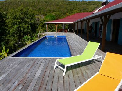 Treat yourself to this beautiful villa, for the real Caribbean experience !(Help)