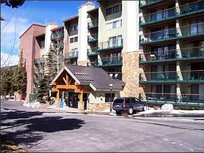 Breckenridge condo rental - Located at the Base of Peak 9