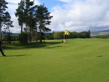 Edzell 18 & 9 hole Golf Course