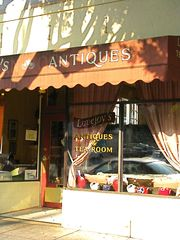 Lovejoy's Tea and Antiques - San Francisco apartment vacation rental photo